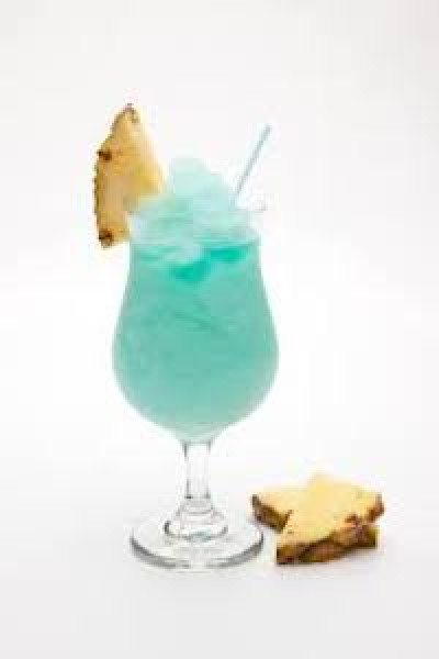 Blue Margarita Frozen
