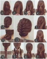 Acconciatura capelli 13