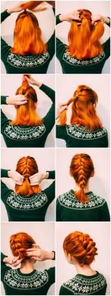 Acconciatura capelli 10
