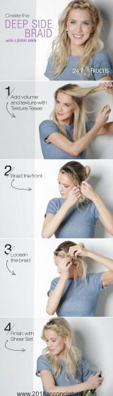 Acconciatura capelli 6