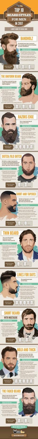 Barba stili