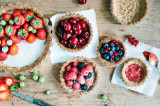 Crostata di frutti di bosco