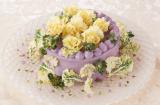 Cake di verdura