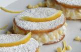 Deliziosa limone e cioccolato bianco