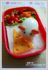 Topo & formaggio ( lavorazione)