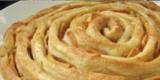Torta arricciata